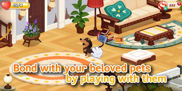 Hellopet House Mod Apk (Unlimited Money) 6