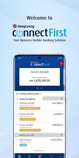 Hong Leong ConnectFirst apktram screenshots 1