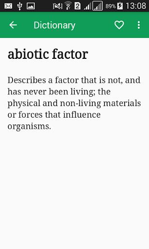 Biology Dictionary Offline  screenshots 3