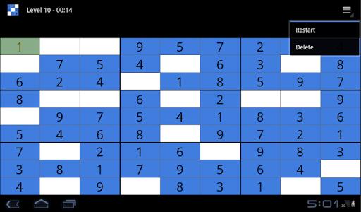 Endless Sudoku Free screenshots 7