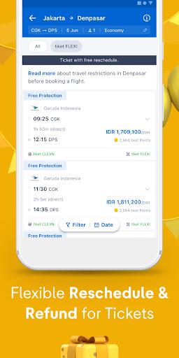 tiket.com - Hotels, Flights, To Dos apktram screenshots 4