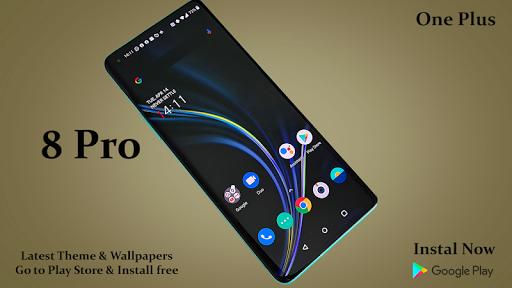 OnePlus 8 Pro | Theme for OnePlus 8 Pro  Screenshots 5