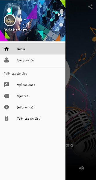 Radio Maranata screenshot 1