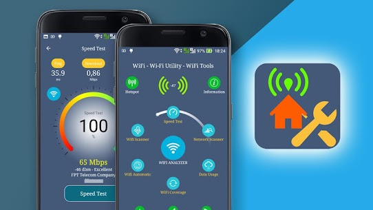 WiFi Master  WiFi For Pc – Free Download For Windows 7/8/10 And Mac 1