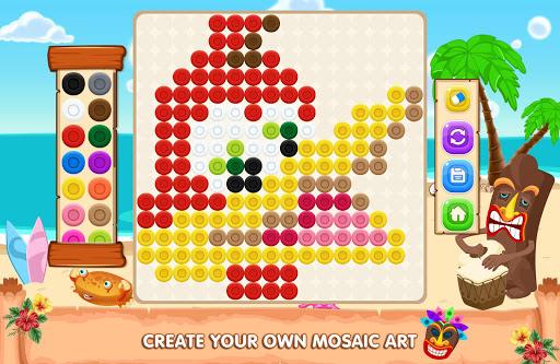 Mosaic Beads Puzzle: Hama Magic 3.2 screenshots 5