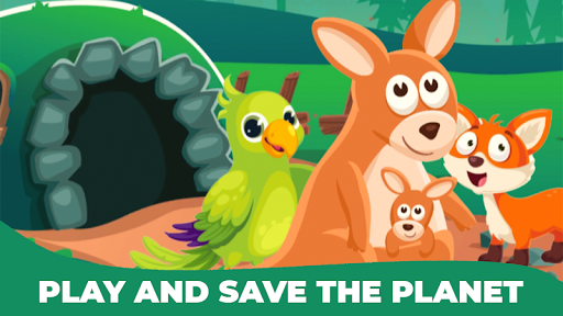 Help Escape: kangaroo sustainability game ud83cudf33  screenshots 22