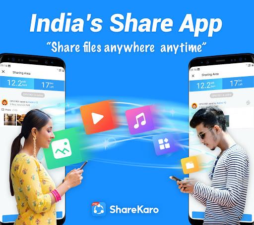 Share Karo - Share & File Transfer App, Share karo  screenshots 1