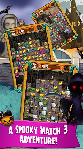 Mystery Mansion: Match 3 Quest screenshots 1