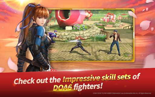 The King of Fighters ALLSTAR Apkfinish screenshots 9