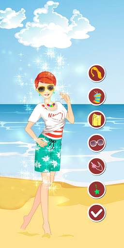 Dress Up Game for Girls - Girl Games apkpoly screenshots 6