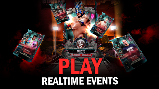 WWE SuperCard - Multiplayer Collector Card Game 4.5.0.5738169 screenshots 3