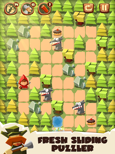 Bring me Cakes - Fairy Maze Swipe, Sokoban tribute 1.82 screenshots 6