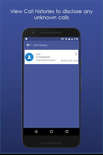 Kashif - Best Caller ID/Identify Unknown Caller  Screenshots 5
