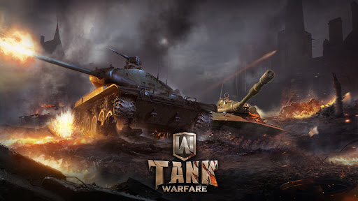 Tank Warfare: PvP Blitz Game 1.0.19 screenshots 12