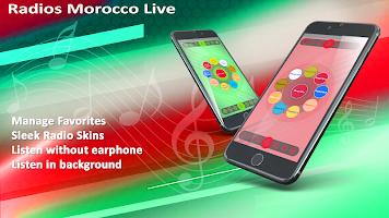 Radio Morocco live    Record, Alarm& Timer