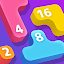 LAVA – Merge Number Blocks with 2048 game icon