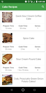 Cake Recipe Book Offline For Pc Download (Windows 7/8/10 And Mac) 2