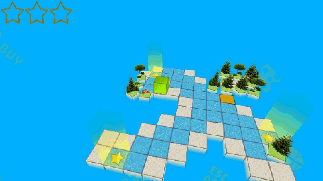 QUBIC: Turn-Based Maze Game screenshot 9