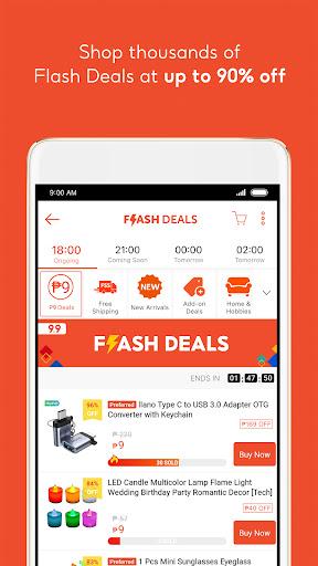 Shopee PH: 9.9 Shopping Day android2mod screenshots 7