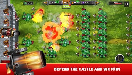 Castle Defender: Monster Wars  screenshots 11