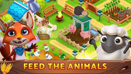Harveston - Island in the Sky: The Farm Simulator screenshots 20