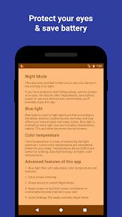 Night Mode Pro v1.2.2 [Paid] 4