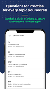 LectureNotes Learning App Screenshot