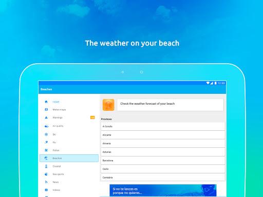 Weather by eltiempo.es 4.4.12 Screenshots 13