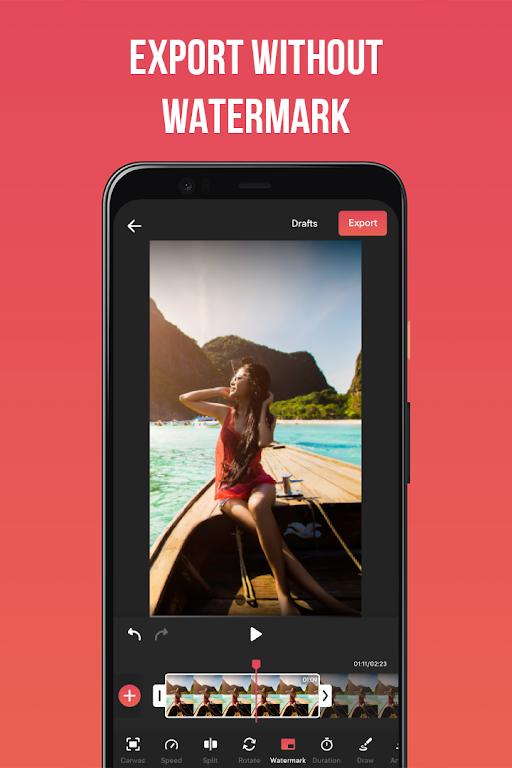 MontagePro: Best Short Video Editor & Video Maker poster 0