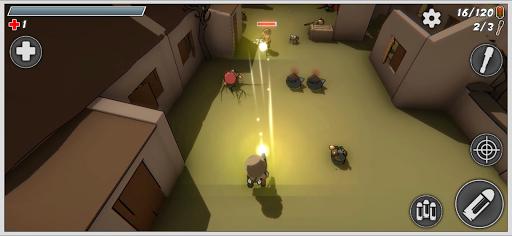 Mini Soldiers: Battle royale 3D screenshots 3