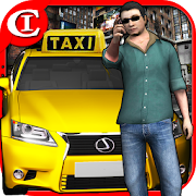Extreme Taxi Crazy Driving Simulator Parking Games