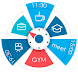 Sectograph: 最先端を行く時計型予定管理アプリ。ウィジェット。