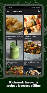 Kitchen Book : All Recipes Premium Cracked APK 3