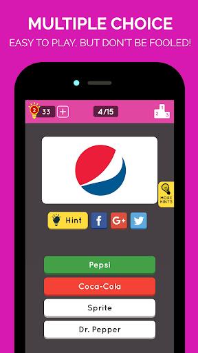 Brand Logo Quiz: Multiplayer Game 2.5.1 Screenshots 13