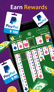 Solitaire - Make Free Money & Play the Card Game 1.9.2 screenshots 4