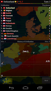 Age of History Europe Lite Screenshot