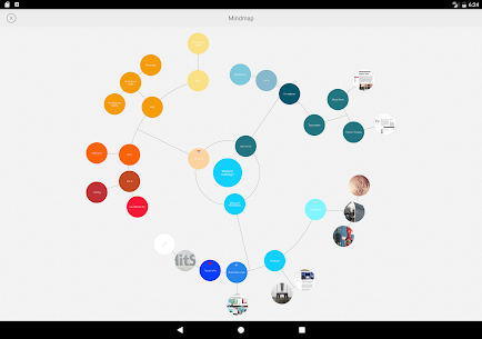 Mindly Mod Apk (mind mapping) (Unlocked Paid Features) 8