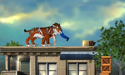 Smilodon Rampage  screenshots 1