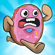 Eat The Donut: 2D Platform Runner