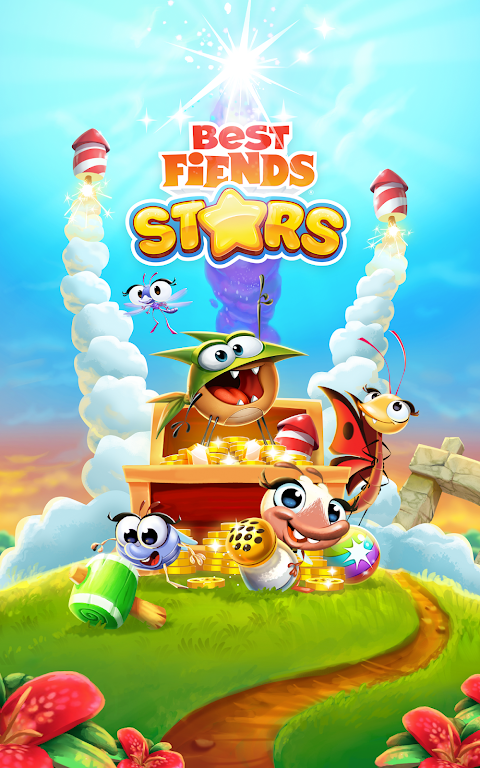 Best Fiends Stars - Free Puzzle Game poster 6