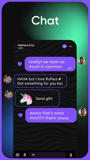Taimi - LGBTQ+ Dating, Chat and Social Network apktram screenshots 4