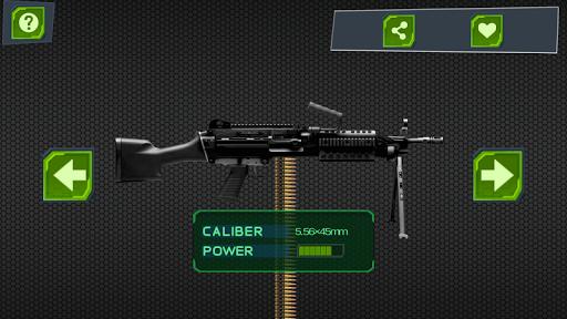 Machine Gun Simulator Free 2.2 screenshots 9