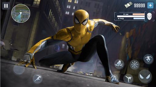 Spider Rope Hero - Gangster New York City 1.20 screenshots 4
