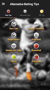 Alternative Betting Tips 1.5.4 Screenshots 2