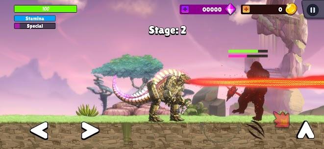 Godzilla vs Kong : Alliance MOD APK 21 (Unlimited Money, No Ads) 1