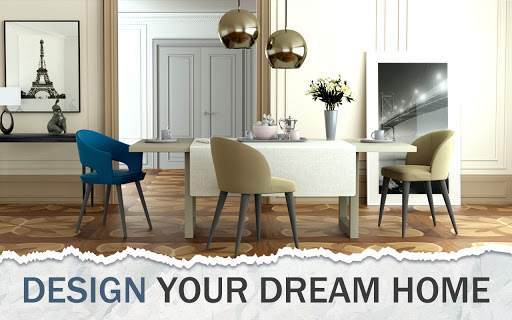 Dream Home: Design & Makeover android2mod screenshots 22