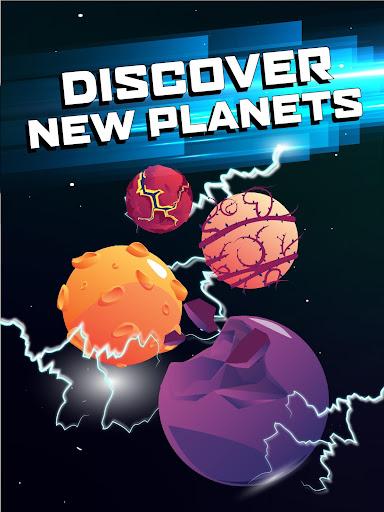 Space Merge: Galactic Idle Game screenshots 8