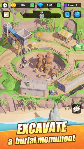 Mini Digger  screenshots 1
