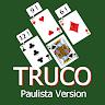 Truco - paulista version game apk icon