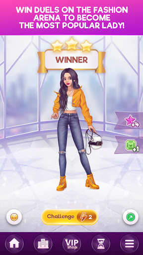 Lady Popular: Fashion Arena 99 screenshots 21